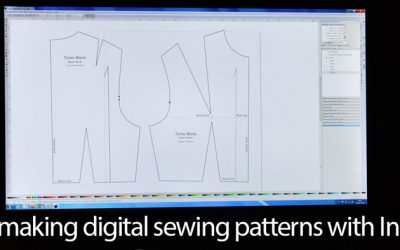 Inkscape Digital Sewing Patterns